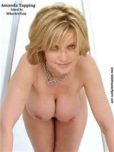 Amanda tapping sex fake