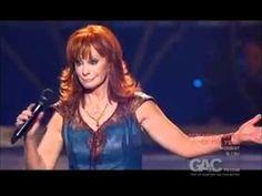 """Reba McEntire """"Medley Of Songs"""" GAC 2012"""