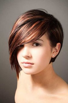 Image for Short Hairstyles For Young Women