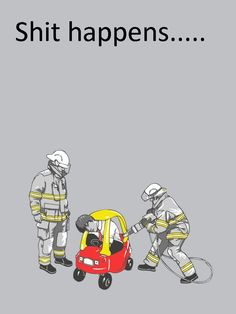 Firefighters.  No call too small.  It's probably a hybrid......