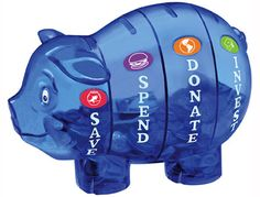 Money Savvy Piggy Bank by Money Savvy Generation - $19.99