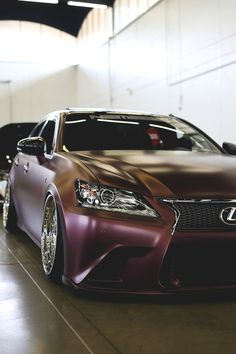 Royal Purple F-Sport LS460