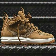 size 40 7b367 b9a0a Nike is preparing the coldest day with some upgraded silhouette like this  new Nike Lunar Force 1 Flyknit Flax!