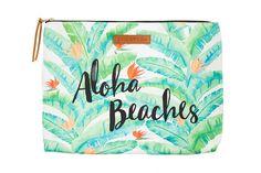 Aloha Beaches Clutch | Pura Vida Bracelets