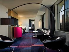 W Hotels Minneapolis: W Minneapolis - The Foshay - Hotel Rooms at whotels