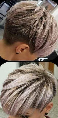 Short Hair Makeup, Blonde Hair Makeup, Short Thin Hair, Short Hair Cuts For Women, Hollywood Hair, Cool Short Hairstyles, Great Hair, Bridesmaid Hair, Hair Dos