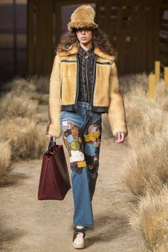 Coach 1941 Autumn/Winter 2017 Ready to Wear Collection   British Vogue