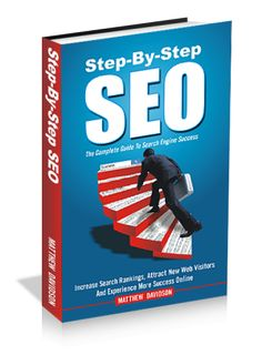 Want to learn everything about SEO? Check out SEO expert Matt Davidson's book here. >> step by step seo --> http://stepbystepseobook.com