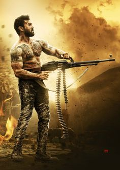 New Poster of 'Vinaya Vidheya Rama' reminds us of 'Rambo', the Hollywood flick from which Makers of 'Khaidi' took the inspiration to make a Mass Movie, Dhruva Movie, Hindi Movie Film, Movies To Watch Hindi, Movies To Watch Online, New Movies, Movie Photo, Hindi Movies Online Free, Latest Hindi Movies