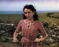 Elizabeth Taylor was only 11 years old during the making of National Velvet.  She was a gorgeous child.  National Velvet movie posters at MovieGoods.com      www.moviegoods.com