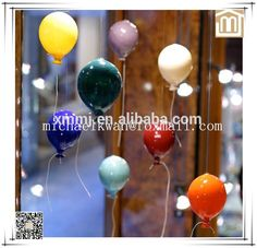 Check out this product on Alibaba.com APP Modern handicraft products colorful Murano glass balloons decoration pieces