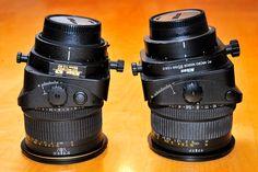 through the Nikon F-Mount - Tilting the PC Nikkor lenses Nikon Film Camera, Nikon Digital Camera, Nikon Cameras, Digital Cameras, Photography Basics, Photography Camera, Digital Photography, Nikon Lenses, Antique Cameras