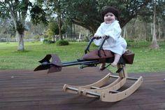 Be the Coolest Parent: Make a Star Wars Rocker