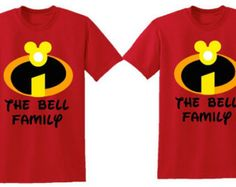 Disney Mickey Mouse Incredible Family Vacation T-Shirt Flowy Tank DisnylandShirt, Disney Shirt, birthday shirt, cruise