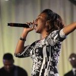 Anaysha Figueroa-Cooper delivers a rousing performance in tribute to Richard Smallwood at the 15th Annual BMI Trailblazers of Gospel Awards ...