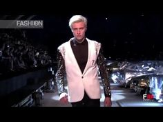 PHILIPP PLEIN Menswear Spring Summer 2016 with Lucky Blue Milan by Fashi...