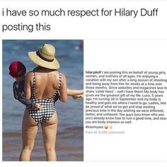 Literally what are people even complaining about her body for? Why don't people understand that women's bodies are HUMAN and don't look like the perfectly airbrushed, photo-shopped to implausibility photos the media shoves at us? There is nothing wrong with her body.