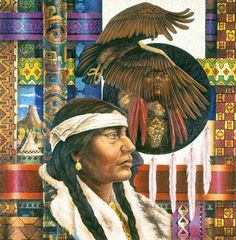 pinturas-famosas Inca, Tribal Art, Native American, Street Art, Fine Art, Instagram Posts, Painting, Mexico, Behance