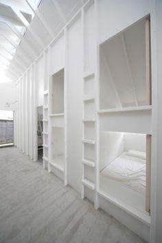 Inside vision. Koyasan Guest House. Photography © Toshiyuki Yano.