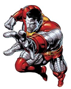 Colossus by Mike Deodato                                                                                                                                                                                 More