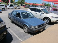 Never judge a book by its cover! The 1986 Corolla is older than half of our employees, still runs great and gets 35MPG! One thins is for sure... Toyotas are built to last!