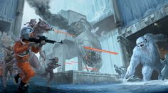 Here's a Star Wars piece I would of entered to the ILM Art Department Challenge if I had caught wind of it in time. Hoth-like Keyframe - ILM Challenge Star Wars Pictures, Star Wars Images, Star Wars Rpg, Star Wars Ships, Starwars, Star Wars Painting, Giant Star, Star Wars Novels, Pokemon