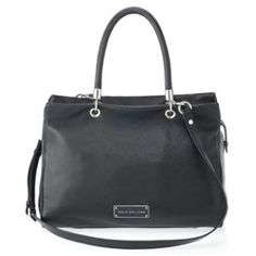 Marc by Marc Jacobs Too Hot to Handle Tote Bag Black