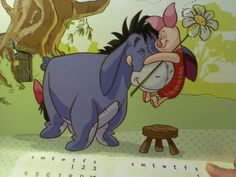 My other Eeyore (& Piglet too!) ~ Friends mean so much when they are shared! <3  Hope to get to know you all !