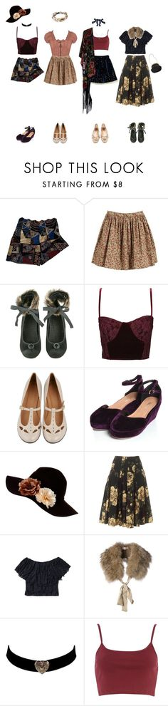 """""""Doily"""" by vogelprinz ❤ liked on Polyvore featuring CO, Chie Mihara, Neon Hart, René Caovilla, mae, Phase Eight, Abercrombie & Fitch, P.A.R.O.S.H., River Island and Kite and Butterfly"""