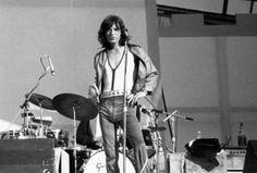 Mick Jagger's Shirts: Exhibit A