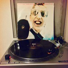 『Private Practice』/ Dr.Feelgood #vinyl #nowplaying #drfeelgood #レコード
