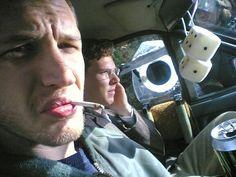 I got Creepshotting Benedict Cumberbatch Tom Hardy! Which Tom Hardy MySpace Photo Are You?