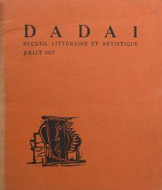 [REVUE]. - Dada. - Zurich, Paris, juillet 1917-1921. — 8 numéros en 7 fascicules [...], Livres Anciens & Modernes à Ader
