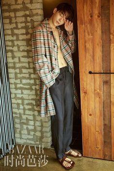 Nam Joo Hyuk - Harper's Bazaar (China) Magazine June Issue