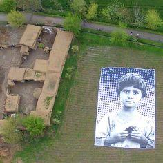 Giant Art Installation in Pakistan Tells US Drone Operators People Aren't 'Bug Splat' | VICE News