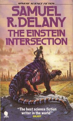 Peter Elson, The Einstein Intersection by Samuel R. Delany 1977.