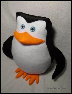 Manufaktura Nany: Pingwin z ......