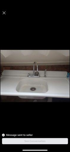 Vintage Kitchen Sink, Home Decor, Decoration Home, Room Decor, Home Interior Design, Home Decoration, Interior Design