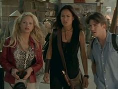 """Relic Hunter """"Three Rivers to Cross"""" Relic Hunter, Randal, Sci Fi Shows, Three Rivers, Ancient Mysteries, Her Brother, Storyboard, Engineer, Good People"""