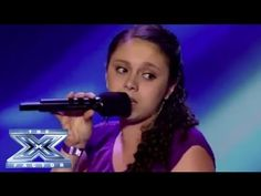 "Simone Torres - Revs Up with ""Mustang Sally"" - THE X FACTOR USA 2013. She looks amazed that they liked her and her voice is great!"