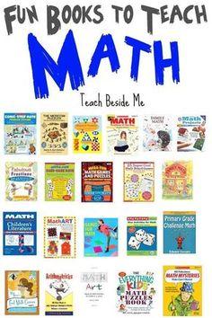 Fun Books to Teach Math
