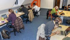 The Generator Exeter Coworking
