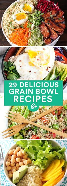These recipes are packed with protein veggies and amazing flavor.