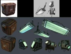 Crates and Lights natrual selection 2 (indiedb, 2014)