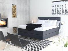Carpe Diem Henneshuset Boxspring Limited Edition | bedroom