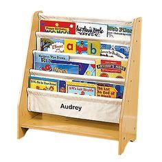 Bookshelf for reading loft