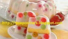 Resep dan cara membuat puding yang enak dan mudah untuk hidangan penutup dalam acar makan-makan. http://resepcorners.blogspot.com/2014/06/resep-puding-enak-dan-mudah.html