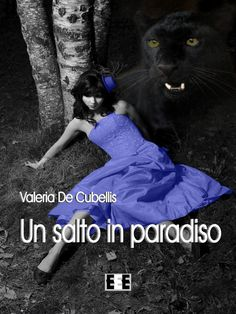 Valeria De Cubellis, Un salto in paradiso. Copertina di Irma Panova Maino