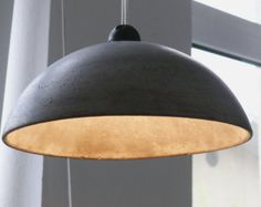Lámpara de hormigón Catherina30 por ckleosteen en Etsy