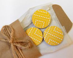 Sunshine Yellow Kitchen by ABeautifulSimplicity on Etsy
